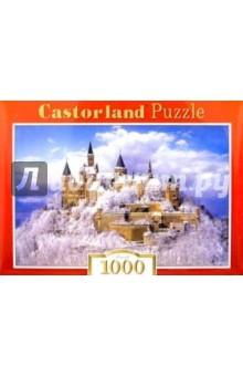 Puzzle-1000.С-100446.Зимний замок