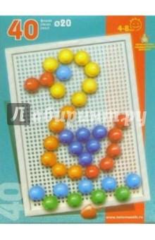 Мозаика: 40 элементов (00-126)