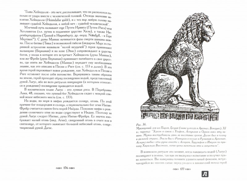 Иллюстрация 1 из 17 для Священные руны. Мистические символы Севера - Геза Неменьи   Лабиринт - книги. Источник: Лабиринт