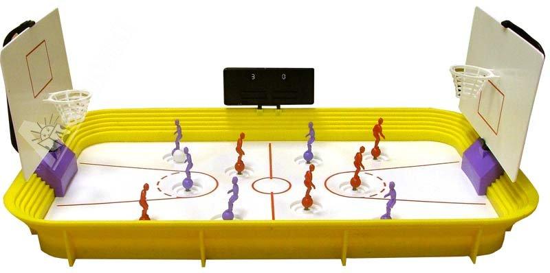 Иллюстрация 1 из 2 для Настольная игра: Баскетбол (0342) | Лабиринт - игрушки. Источник: Лабиринт