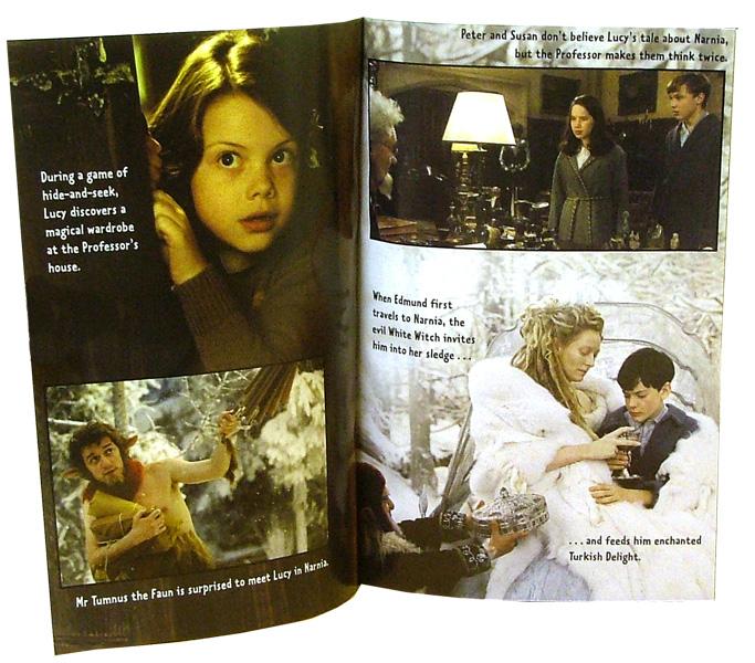 Иллюстрация 1 из 2 для The Chronicles of Narnia. The Lion, the Witch and The Wardrobe - C. Lewis   Лабиринт - книги. Источник: Лабиринт
