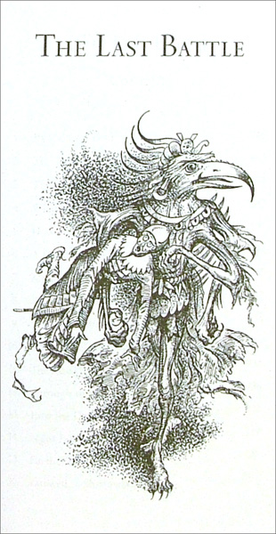 Иллюстрация 1 из 2 для The Chronicles of Narnia - C. Lewis | Лабиринт - книги. Источник: Лабиринт