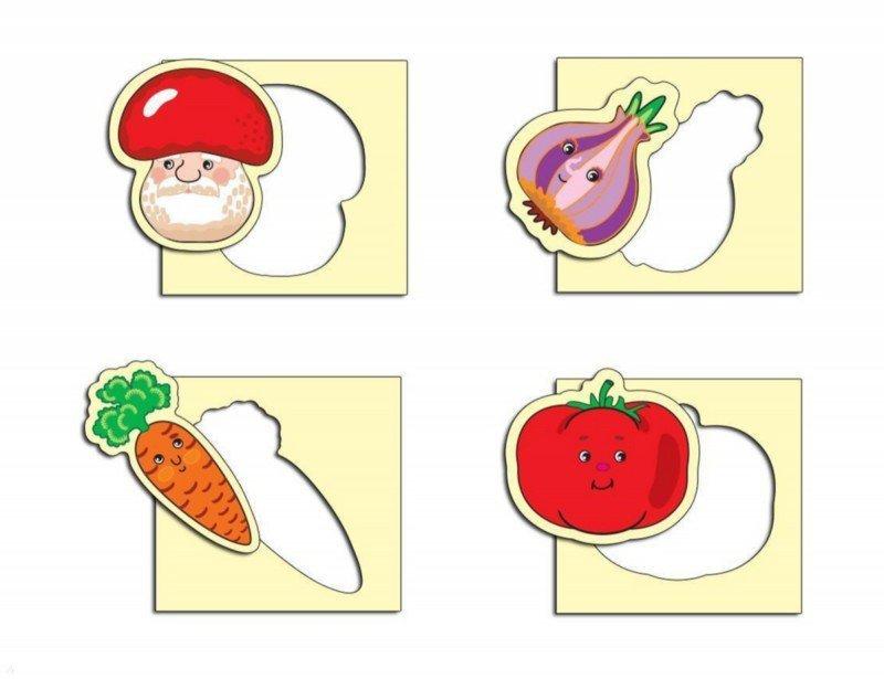 Иллюстрация 1 из 6 для Трафареты: Овощи и фрукты | Лабиринт - игрушки. Источник: Лабиринт