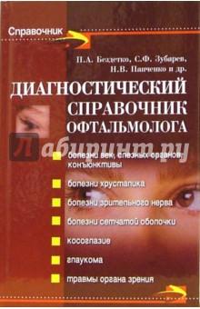 Диагностический справочник офтальмолога