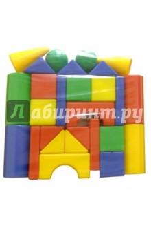 Игра. Теремок (27 элементов) (00884)Кубики логические<br>Набор пластмассовых деталей разной формы, размера и цвета. Ребенок с удовольствием будет строить домик из этих кубиков!<br>Количество деталей в наборе: 27.<br>Данный набор изготовлен из пластмассы (полиэтилены) и красителей, предназначенных для изготовления изделий, контактирующих с пищевыми продуктами.<br>Не рекомендовано детям младше 3-х лет.<br>Для детей от 3-х лет.<br>Сделано в России.<br>