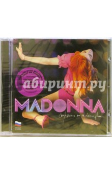 """CD. Madonna """"Confessions on a dance floor"""""""