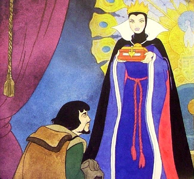 Иллюстрация 1 из 2 для Disney: Snow White and the Seven Dwarfs | Лабиринт - книги. Источник: Лабиринт