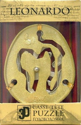 Иллюстрация 1 из 3 для Головоломка Цепь / Leonardo Chain (476315) | Лабиринт - игрушки. Источник: Лабиринт