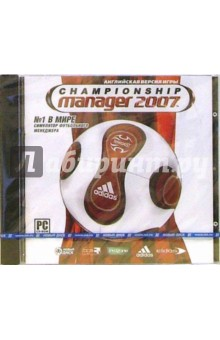 Championship manager 2007 (PC-CD-ROM)