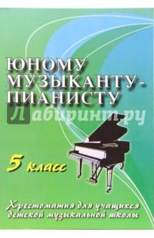 Юному музыканту-пианисту. Учебно-методическое пособие. 5 класс