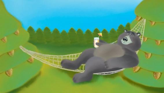 Иллюстрация 1 из 5 для Говорливый медведь - Лев Устинов | Лабиринт - книги. Источник: Лабиринт