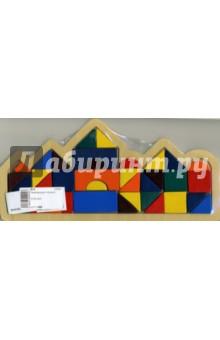 Деревянный пазл Дом (D155)Сборные 2D модели и картинки из дерева<br>Сборная модель. <br>Материал: дерево.<br>Для детей от 3 лет.<br>Производство: Китай.<br>