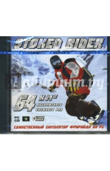Stoked Rider. Экстремальный сноубординг (CDpc)