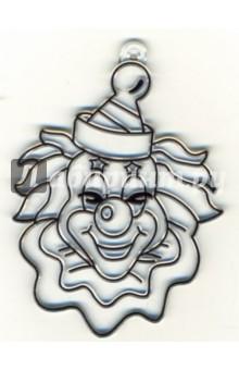 Витраж малый: Клоун