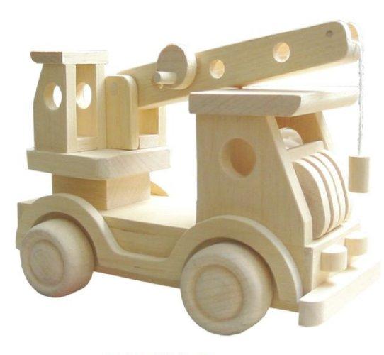 """Иллюстрация 1 из 2 для Сборная модель """"Подъемный кран"""" (SW003)   Лабиринт - игрушки. Источник: Лабиринт"""