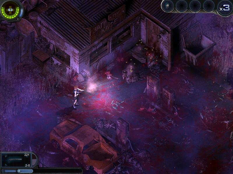 Иллюстрация 1 из 4 для Alien Shooter 2 (PC-DVD) | Лабиринт - софт. Источник: Лабиринт
