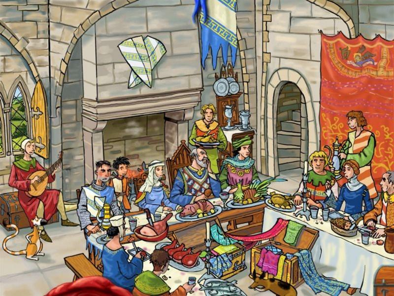 Иллюстрация 1 из 6 для Сети и коварный рыцарь (CDpc)   Лабиринт - софт. Источник: Лабиринт