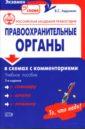 Правоохранительные органы в схемах с комментариями, Авдонкин Виталий