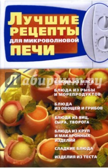 Лучшие рецепты для микроволновой печи
