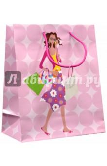 """Пакет подарочный """"Модница"""""""