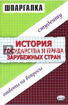 Права шпаргалки история отечества и государства