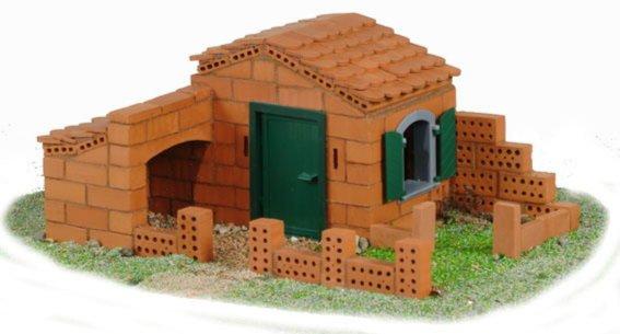 Иллюстрация 1 из 4 для Маленький домик 2-х планов (TF-4100) | Лабиринт - игрушки. Источник: Лабиринт