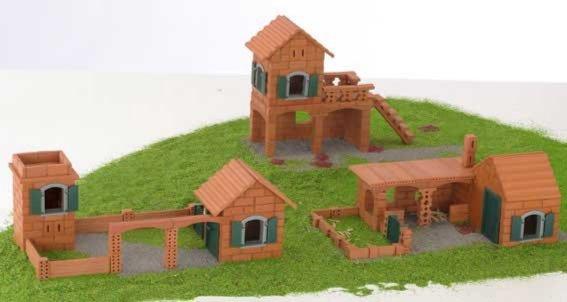 Иллюстрация 1 из 3 для Три домика (TF-5750) | Лабиринт - игрушки. Источник: Лабиринт