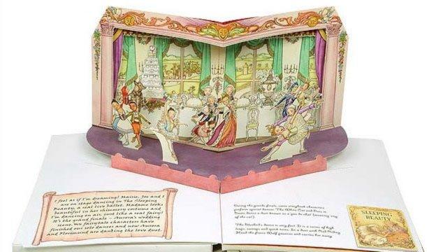 Панорамные картинки про книги