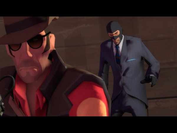 Иллюстрация 1 из 25 для Team Fortress 2 (DVDpc) | Лабиринт - софт. Источник: Лабиринт