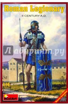 16007 Римский легионер II века н. э.