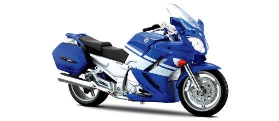 Иллюстрация 1 из 2 для Мотоцикл Yamaha FJR 1300 1:12 (39058) | Лабиринт - игрушки. Источник: Лабиринт