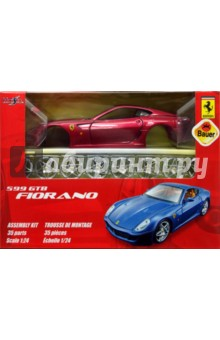 Феррари Fiorano 599 GTB 1:24 (39274)