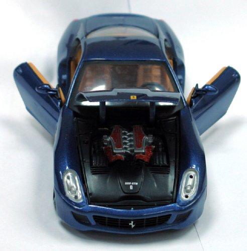Иллюстрация 1 из 2 для Феррари Fiorano 599 GTB 1:24 (39274) | Лабиринт - игрушки. Источник: Лабиринт