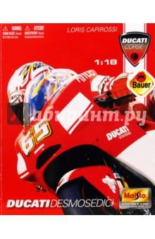 Мотоцикл Ducati Desmosedici 1:18 (39502)