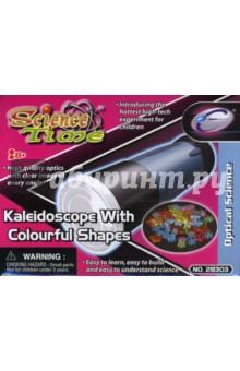 Калейдоскоп с цветными фигурами (28303)