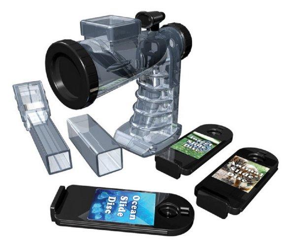 Иллюстрация 1 из 3 для Слайд проектор с перископом (28306) | Лабиринт - игрушки. Источник: Лабиринт