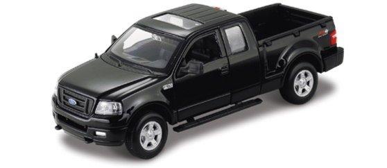 Иллюстрация 1 из 2 для Форд F-150 FX4 2004 1:31 (39248) | Лабиринт - игрушки. Источник: Лабиринт