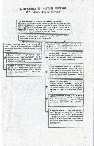 из 1 для. книги Теория государства и права в схемах и определениях - Наталья Недоцук.  1. Иллюстрация.