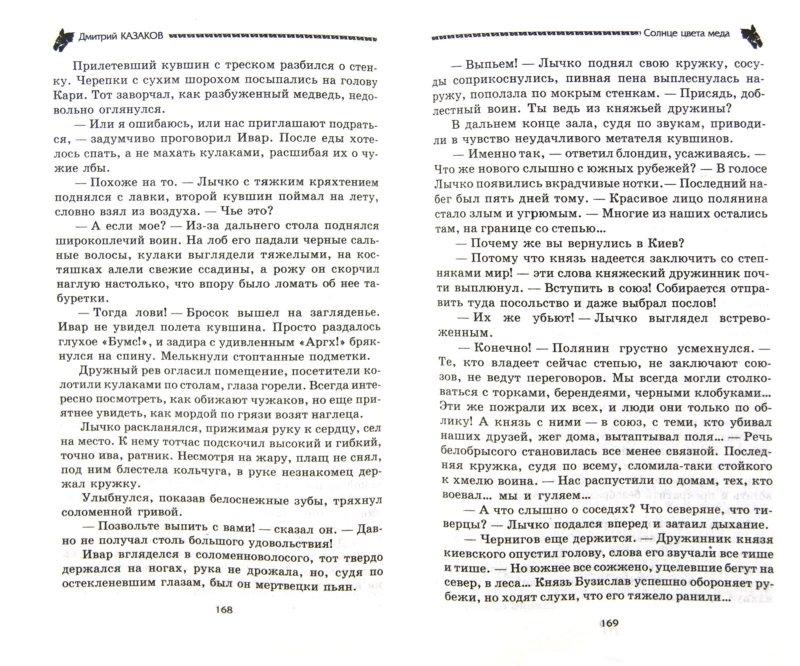 Иллюстрация 1 из 2 для Солнце цвета меда - Дмитрий Казаков   Лабиринт - книги. Источник: Лабиринт
