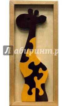 Жираф в коробке (пазл) (Д-032)
