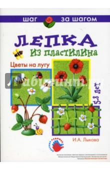 Лыкова Ирина Александровна Цветы на лугу (лепка из пластилина) 5-8 лет