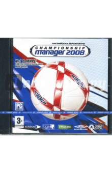 Championship manager 2008 (CDpc)
