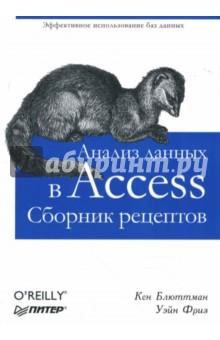 Анализ данных в Access. Сборник рецептов