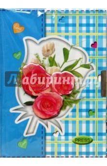 """GZ32368-D Личный дневник """"Букет из роз"""""""