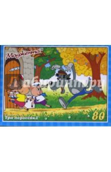 Пазл-80/мультфильмы-2/блок 16 штук (8094)