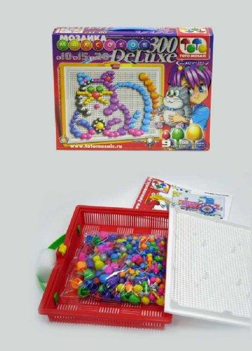 Иллюстрация 1 из 15 для Мозаика 300 элементов DeLuxe (00-157) | Лабиринт - игрушки. Источник: Лабиринт
