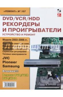 DVD/VCR/HDD-рекордеры и проигрыватели (Выпуск 107)