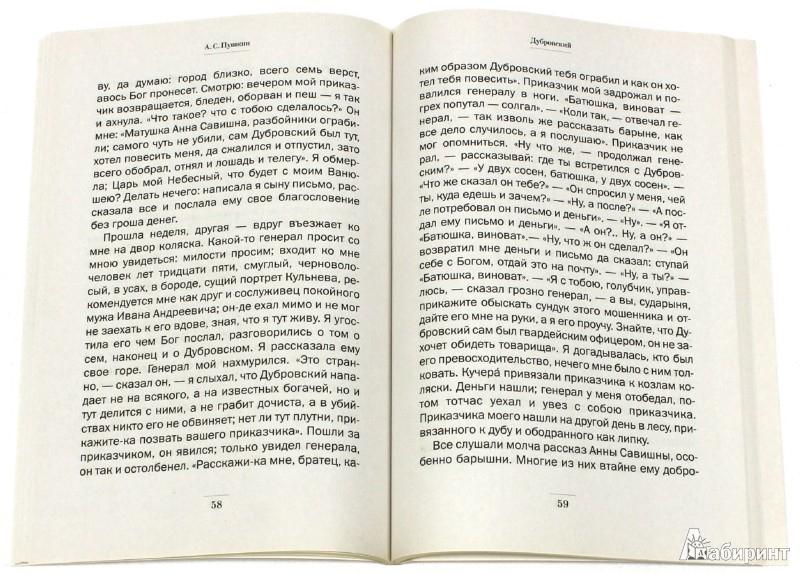 Иллюстрация 1 из 4 для Дубровский - Александр Пушкин   Лабиринт - книги. Источник: Лабиринт