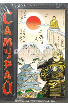Настольная игра Самурай (4009)