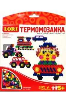 Настольная игра Термомозаика. Транспорт (Тм-004)
